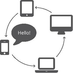 Desktop & Mobile Devices